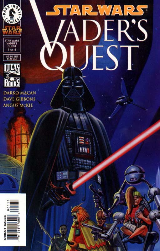 Vaders Quest #1