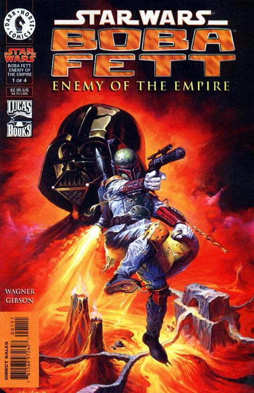 Boba Fett: Enemy of the Empire #1
