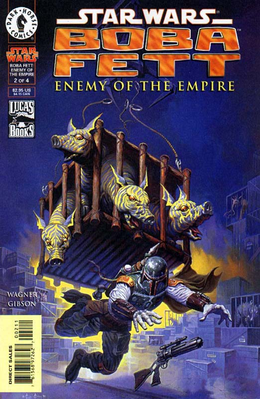 Boba Fett: Enemy of the Empire #2