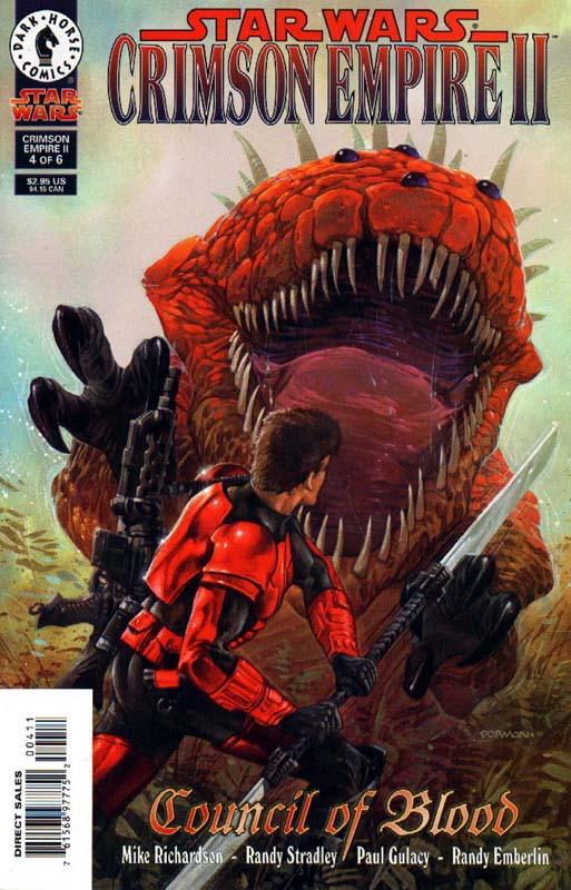 Crimson Empire II – Council of Blood #4