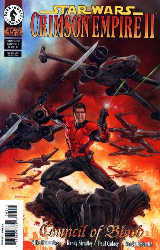 Crimson Empire II – Council of Blood #5