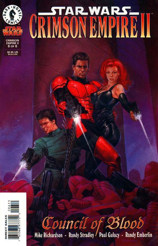 Crimson Empire II – Council of Blood #6