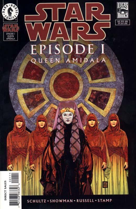 Episode I Queen Amidala #4