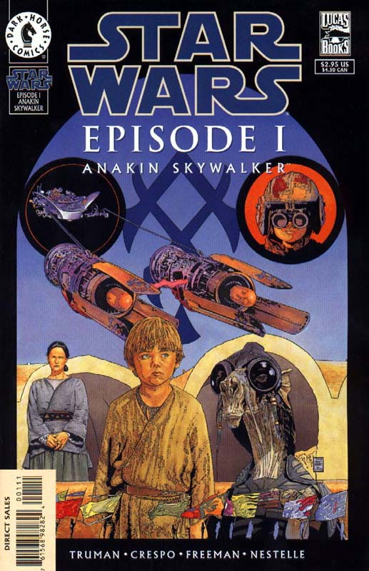 Episode I Anakin Skywalker #1