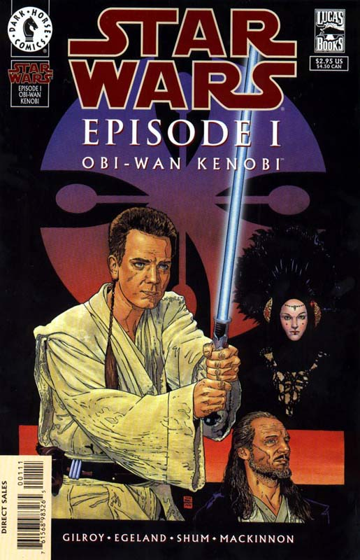 Episode I Obi-Wan Kenobi #2
