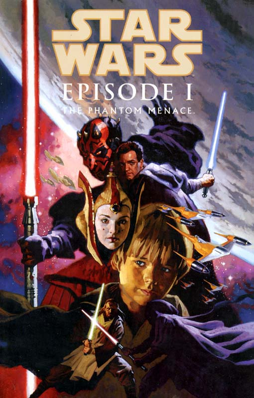 Episode I – The Phantom Menace Trade Paperback