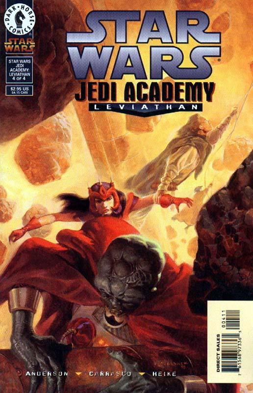 Jedi Academy #4