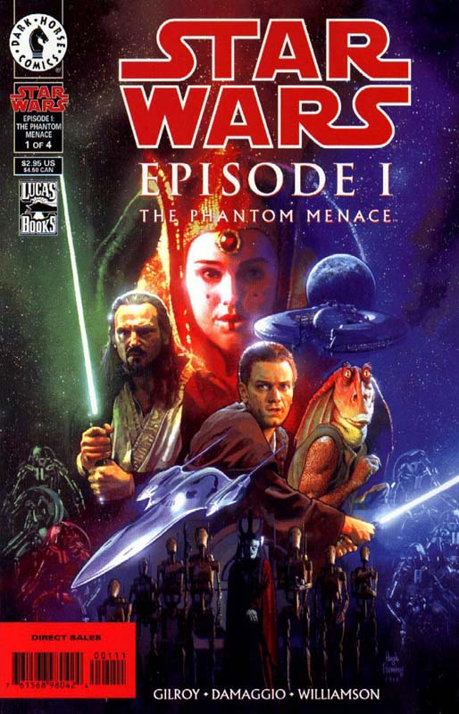 Episode I – The Phantom Menace #1