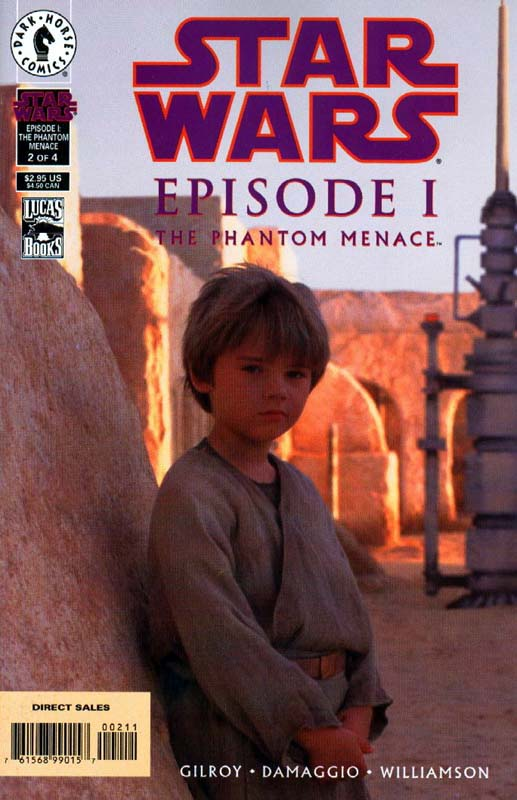 The Phantom Menace 2 Photo Cover