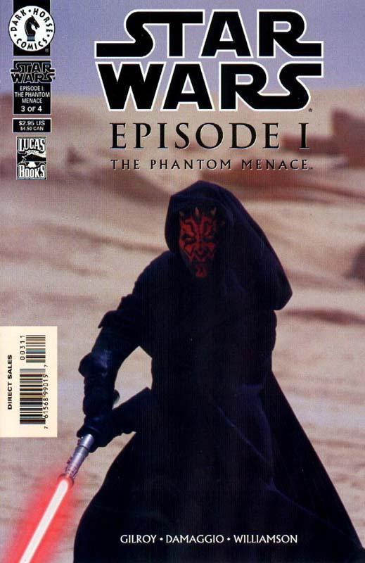 The Phantom Menace 3 Photo Cover