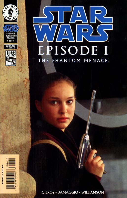 The Phantom Menace 4 Photo Cover