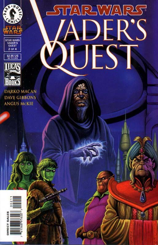 Vaders Quest #2