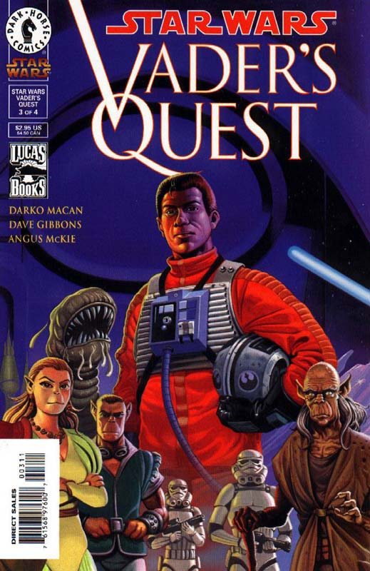 Vaders Quest #3