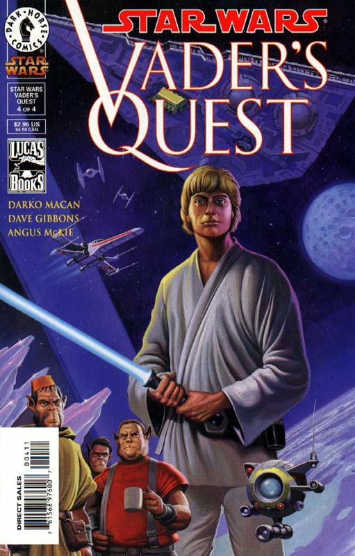 Vaders Quest #4