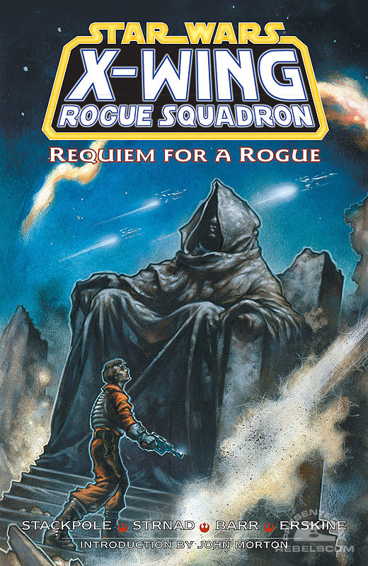 X-Wing Rogue Squadron - Requiem for a Rogue Trade Paperback