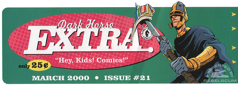 Dark Horse Extra #21