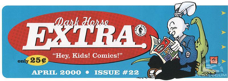 Dark Horse Extra #22