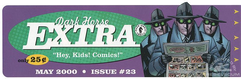 Dark Horse Extra #23