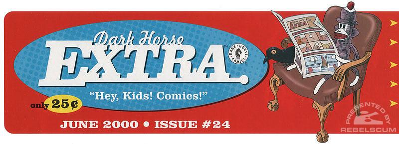 Dark Horse Extra #24