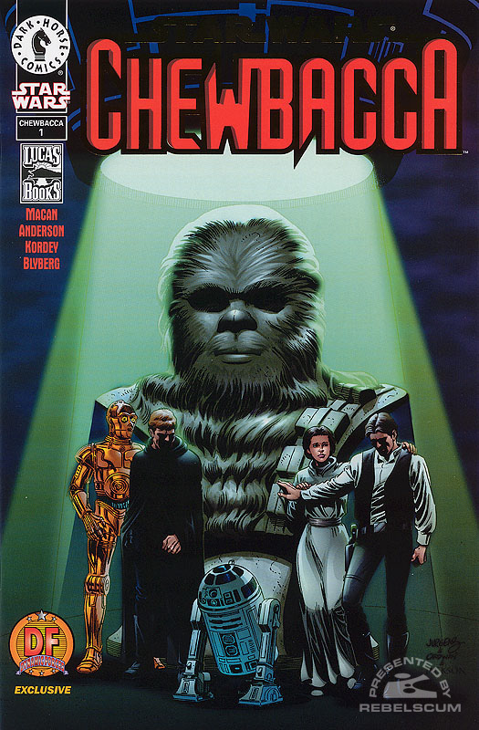 Chewbacca 1 (Dark Forces Exclusive Edition)