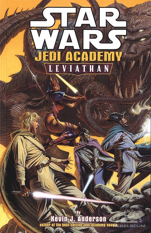 Jedi Academy – Leviathan Trade Paperback