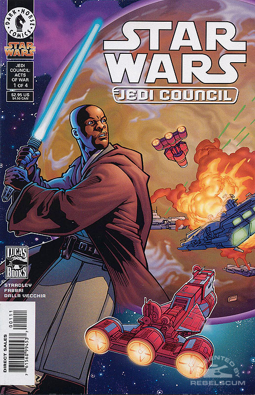 Jedi Council #1