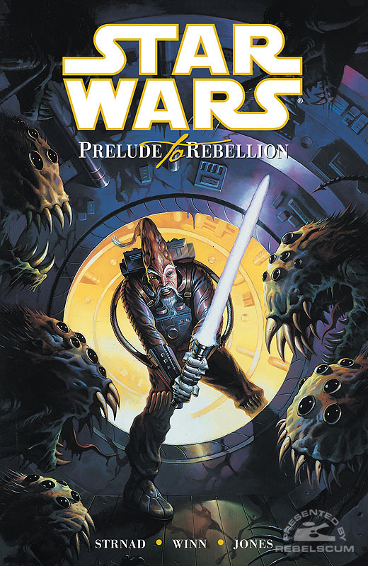 Prelude to Rebellion Trade Paperback