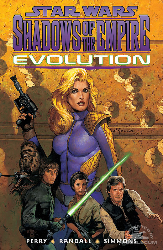 Star Wars: Shadows of the Empire – Evolution Trade Paperback