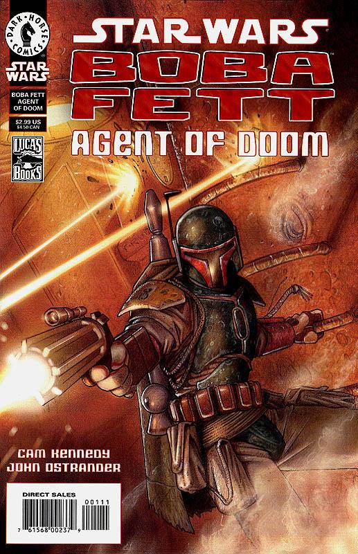Boba Fett - Agent of Doom