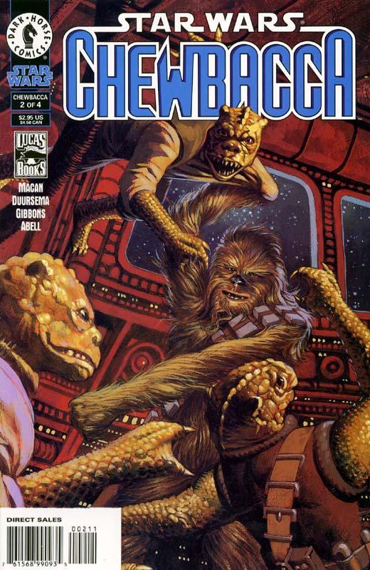 Chewbacca #2