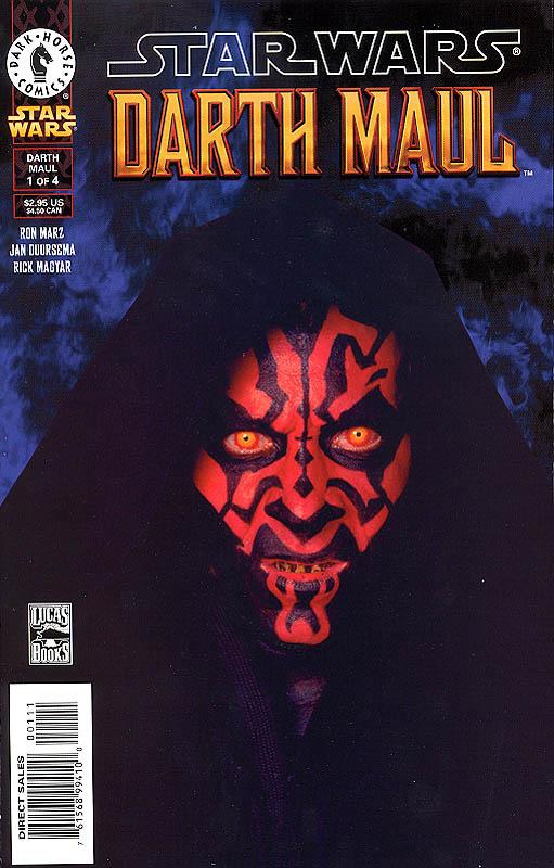 Darth Maul 1 Photo Cover