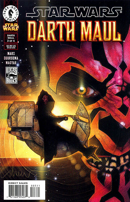 Darth Maul #3