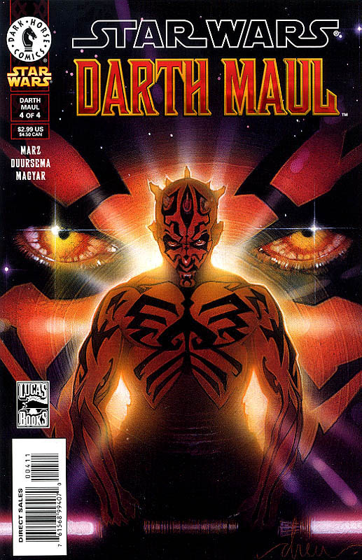 Darth Maul #4