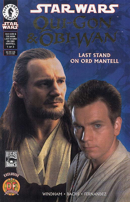 Last Stand on Ord Mantell #1 (Dark Forces Exclusive edition)