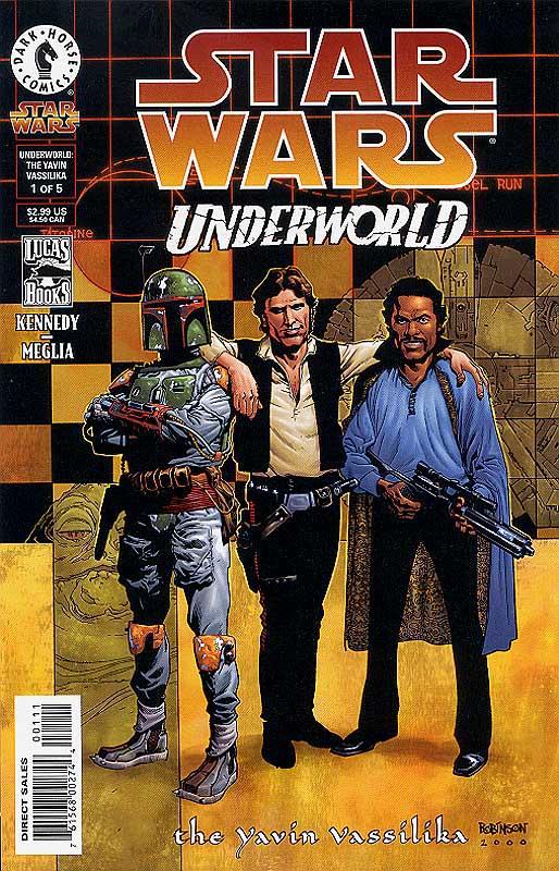Underworld #1