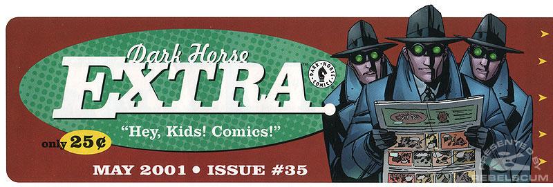Dark Horse Extra #35