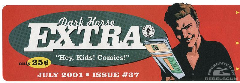 Dark Horse Extra #37