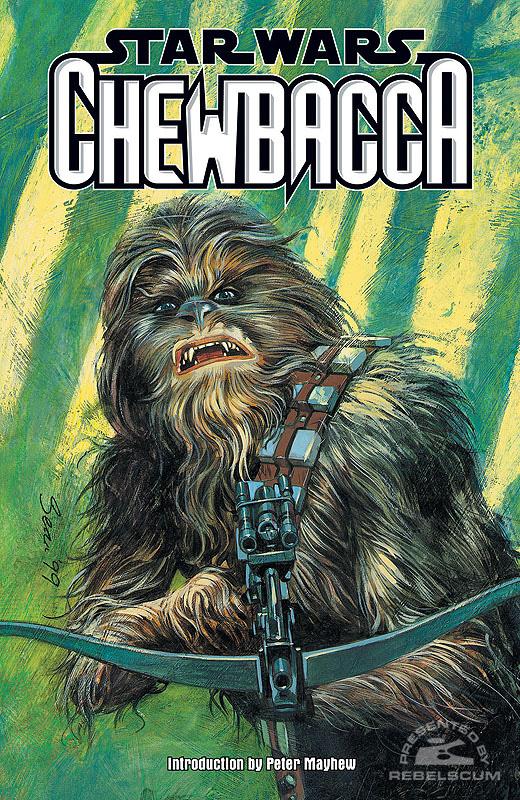 Chewbacca Trade Paperback