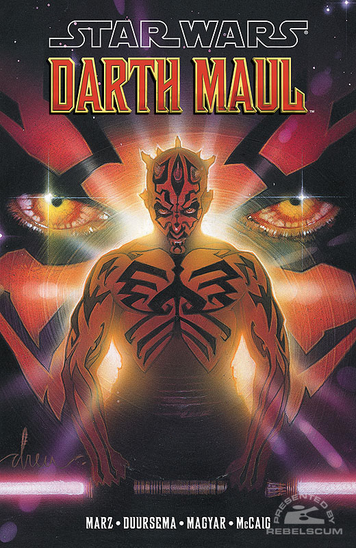 Darth Maul Trade Paperback