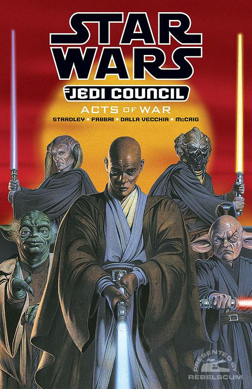 Jedi Council Trade Paperback
