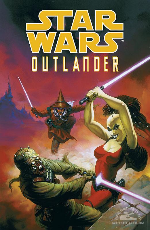 Outlander Trade Paperback