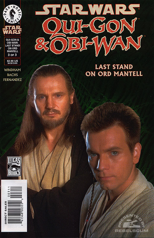 Last Stand on Ord Mantell #3 (Photo Cover)