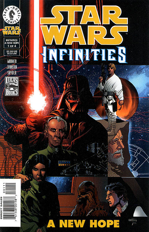 Infinities – A New Hope #1