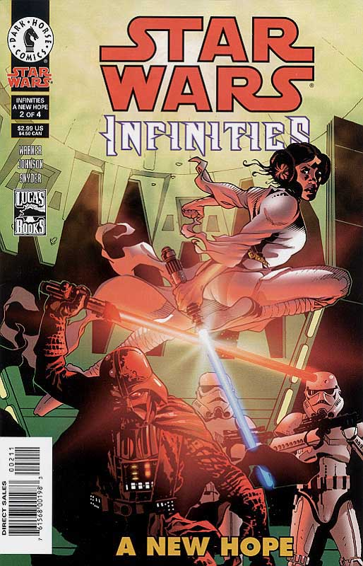 Infinities – A New Hope #2
