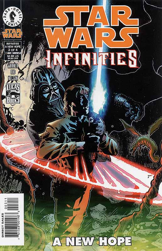 Infinities – A New Hope #3