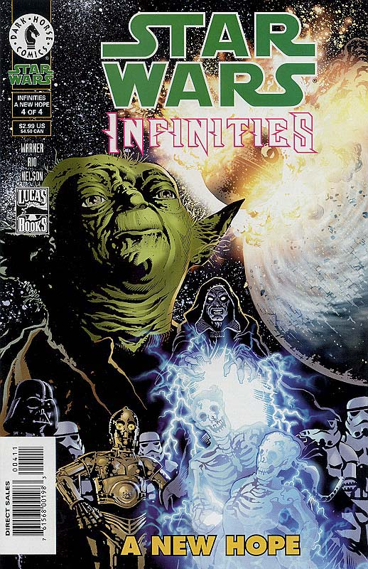 Infinities – A New Hope #4