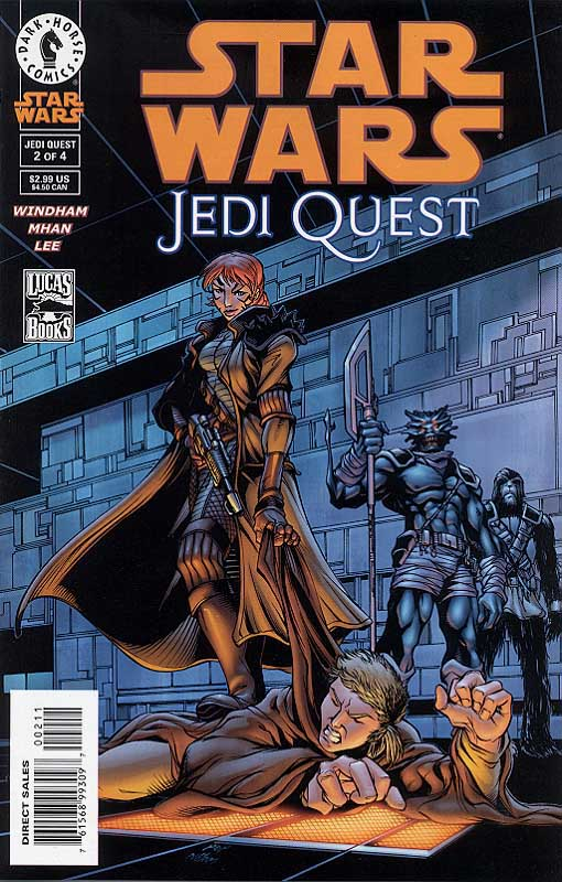 Jedi Quest #2