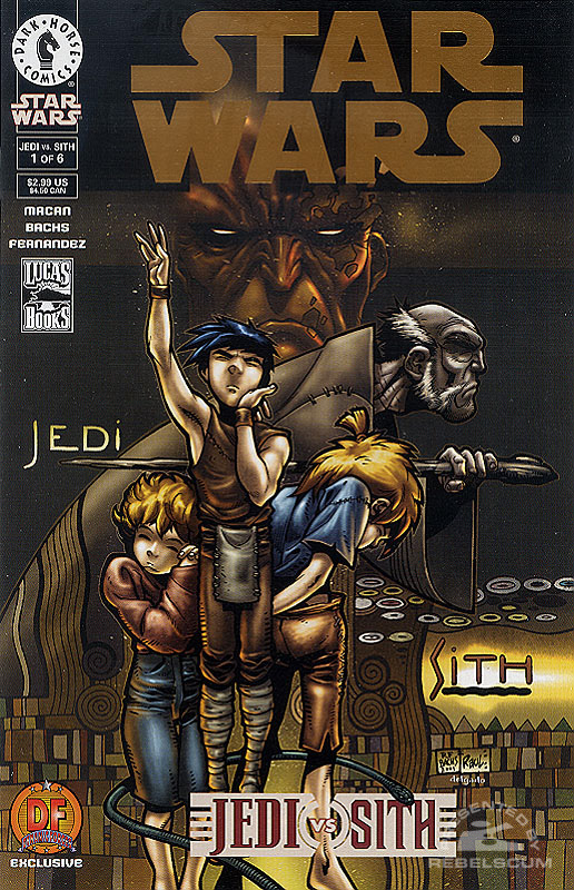 Jedi Vs. Sith 1 (Dynamic Forces exclusive)
