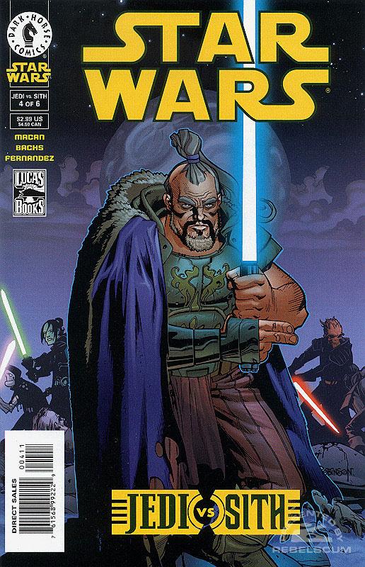 Jedi vs. Sith #4