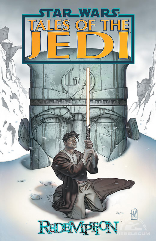 Tales of the Jedi – Redemption Trade Paperback